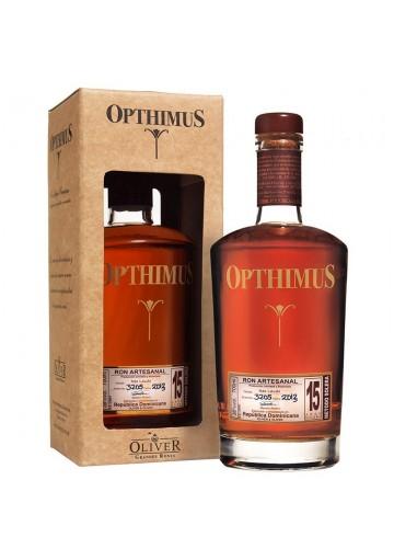 OPTHIMUS 15 AÑOS 38% 70 CL.