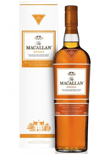 MACALLAN SIENA 40% 70 CL.