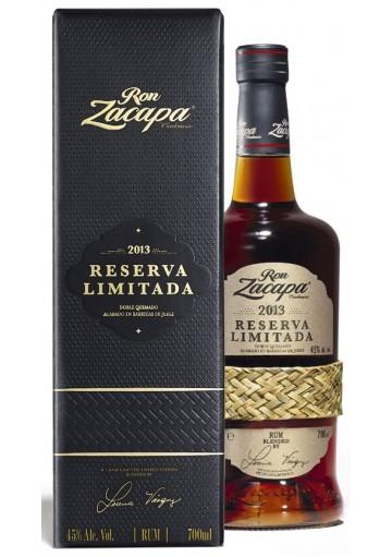 ZACAPA RESERVA ESPECIAL 2013 70CL EST.