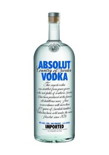 ABSOLUT BLUE 450 CL. 40%