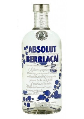 ABSOLUT ACAI BERRY 1 LITRO 40 %