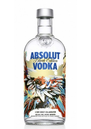 ABSOLUT DAVE KINSEY 70 CL. 40%