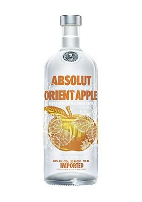 ABSOLUT ORIENT APPLE 1 LITRO 40%