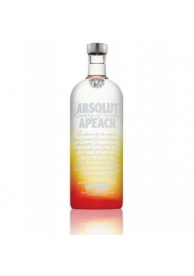 ABSOLUT PEACH 1 LITRO 40%