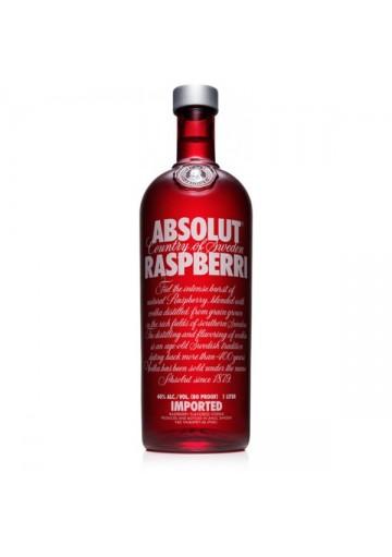 ABSOLUT RASPBERRY 1 LITRO 40%