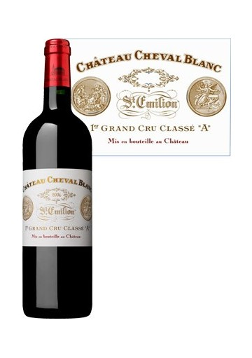 CHATEAU CHEVAL BLANC 2007 75 CL.