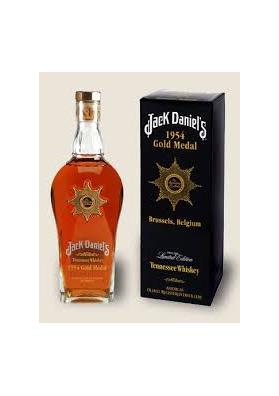 JACK DANIEL GOLD MEDAL 1954 1 L.