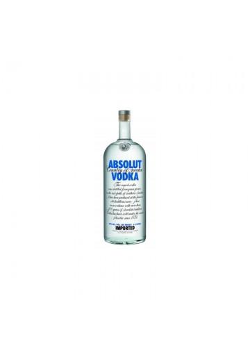 ABSOLUT BLUE 50 CL 40%