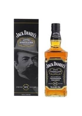 JACK DANIELS MASTER DEST. Nº 1 40% 1 LITRO