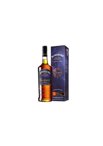 BOWMORE BLACK ROCK 1 L.