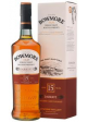 BOWMORE 15 AÑOS DARKEST 70 CL.