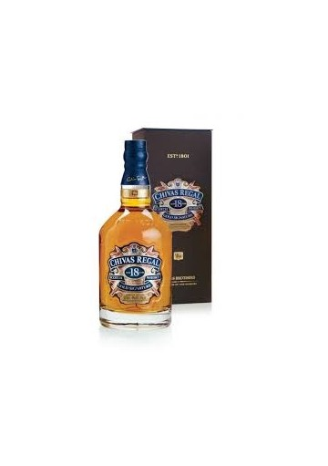 CHIVAS REGAL 18 AÑOS 70 CL.