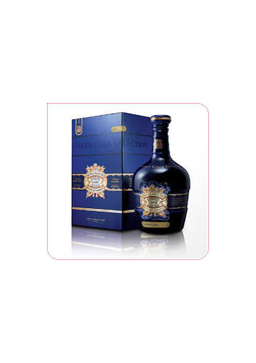 CHIVAS REGAL ROYAL SALUTE 21 AÑOS 70 CL.