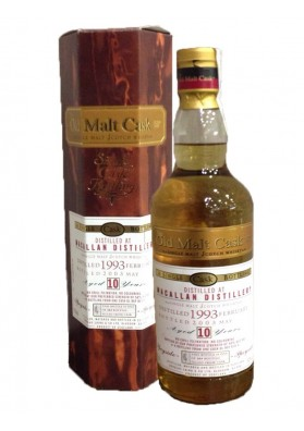 MACALLAN 10 AÑOS OLD MALT CASK 70 CL.