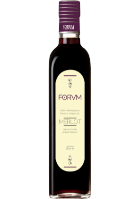 FORUM VINAGRE MERLOT 500 ML