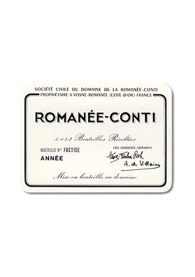 D.R.C. ROMANEE CONTI 1999 75 CL.
