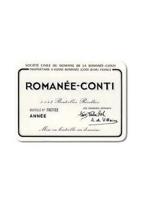 D.R.C. ROMANEE CONTI 2005 75 CL.