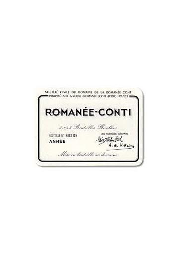 D.R.C. ROMANEE CONTI 2004 75 CL.