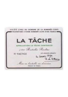 D.R.C. ROMANEE CONTI LA TACHE 1996 75 CL.