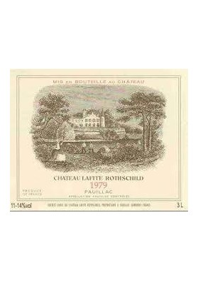 CHATEAU LAFITE ROTHSCHILD 1979 75 CL.