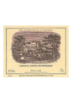 CHATEAU LAFITE ROTHSCHILD 1988 75 CL.