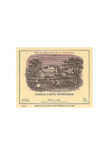 CHATEAU LAFITE ROTHSCHILD 1988 75 CL.