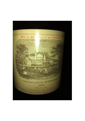 CHATEAU LAFITE ROTHSCHILD 1991 75 CL.