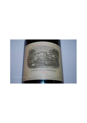 CHATEAU LAFITE ROTHSCHILD 1992 150 CL.