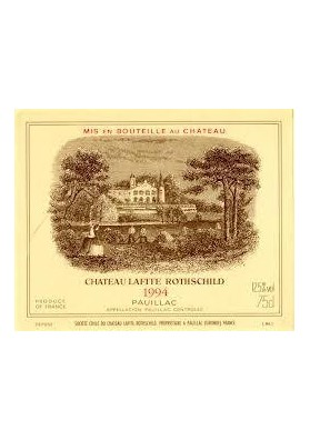 CHATEAU LAFITE ROTHSCHILD 1994 75 CL.