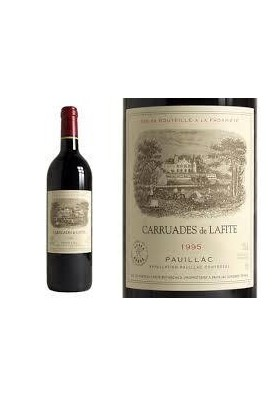 CHATEAU LAFITE ROTHSCHILD 1995 75 CL.