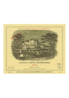 CHATEAU LAFITE ROTHSCHILD 1996 75 CL.