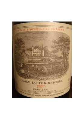 CHATEAU LAFITE ROTHSCHILD 1997 75 CL.