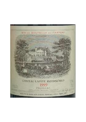 CHATEAU LAFITE ROTHSCHILD 1999 75 CL.