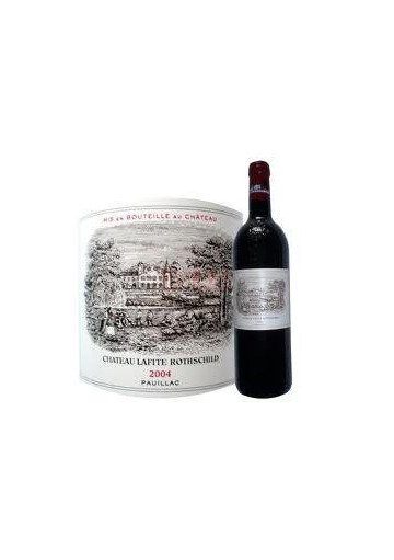 CHATEAU LAFITE ROTHSCHILD 2004 75 CL.