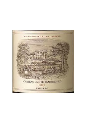 CHATEAU LAFITE ROTHSCHILD 2005 75 CL.