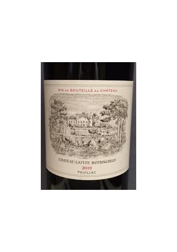 CHATEAU LAFITE ROTHSCHILD 2010 75 CL.