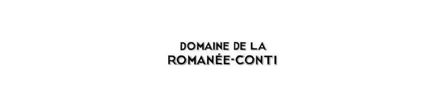 DOMAINE ROMANEÉ-CONTI
